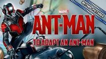 To Adapt an Ant Man Beyond Pictures