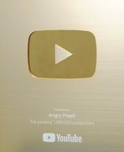 Golden play button - Google Search - Google Chrome 2019-12-18 18 28 36 (2)