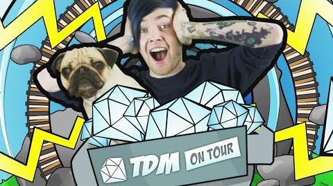 DANTDM ON TOUR ANNOUNCEMENT!!