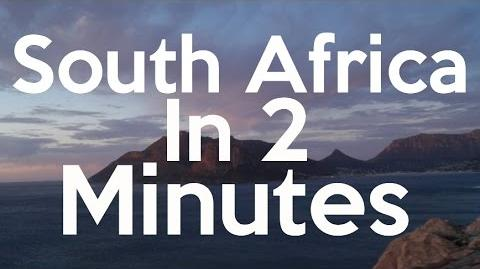 South Africa In 2 Minutes Bullitain