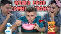 Weirdest Food Combinations