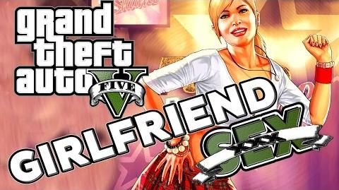 GTA V How to get a Girlfriend and have Sex