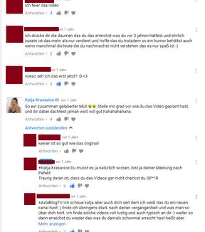 BEEF ZWISCHEN CLVSSIC UND KATJA