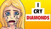 I Cry Diamonds My Animated Story