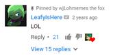 Leafyishere