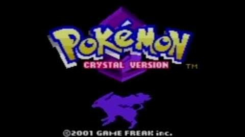Let's Play Pokémon Crystal - Part 1 Chloe's Choice (Which Didn't Matter)