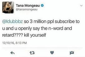 Tana tweet
