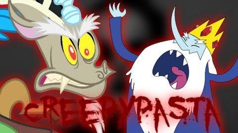 Ice King vs Discord - Epic Rap Battles of Cartoons 12