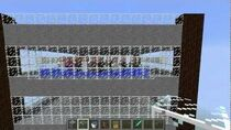Minecraft - Compact Iron Golem Tower Farm Tutorial-0