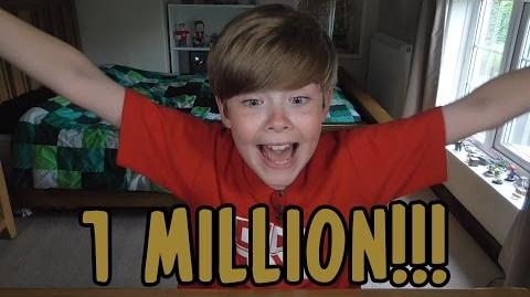1 MILLION SUBS IN 3 YEARS - THIS IS MY JOURNEY
