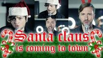 "♫""Santa Claus is Coming to Town""♫ Cover Song ft"