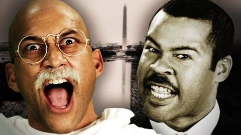 Gandhi vs Martin Luther King Jr