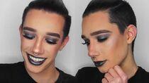 BLUE BROWN SERPENT Makeup Tutorial JCharlesBeauty
