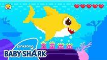 EXCLUSIVE 8 bit Baby Shark Chiptune Baby Shark Baby Shark Brooklyn Baby Shark Official