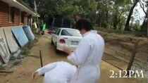 Pepper Spray Stunt