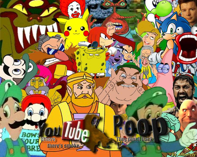 YouTube Poop   Wikitubia   FANDOM powered by Wikia