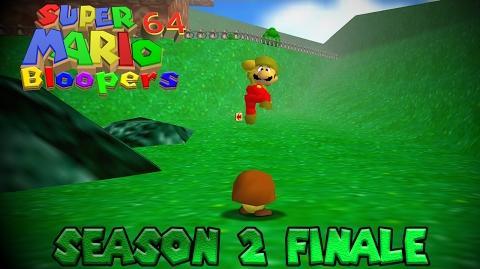 Super Mario 64 Blooper 20