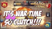 UNSTOPPABLE ARMY IN CLAN WARS! *3 STARS* (My First YouTube Video) Clash Of Clans Gameplay