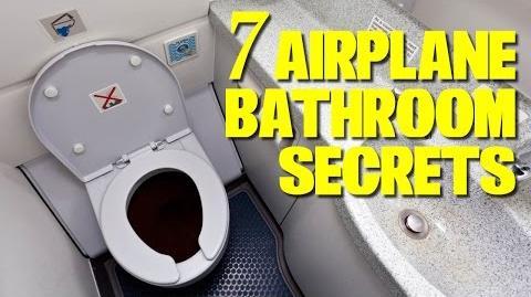 7 Airplane Bathroom Secrets You NEED to Know!