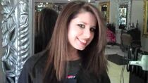 My Hair Makeover Caramel Highlights & Layered Haircut