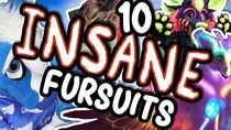 10 INSANE fursuits - How do these exist?! Bottle Ep54