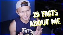 15 Facts About Me - CLARO THE THIRD