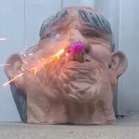 Inkognito Spastiko Maske 2