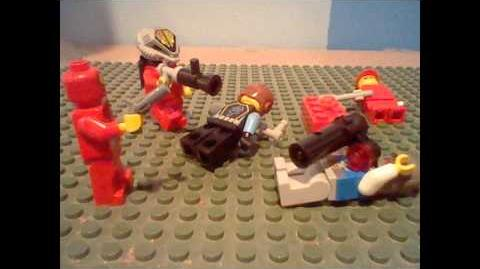 Lego Team Fortress 2 (Classic version)