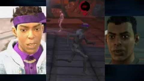 Dex in Saints Row Gat Out of Hell!