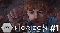HORIZON ZERO DAWN Walkthrough Gameplay Part 1
