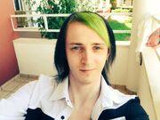 DAGames Bright Green