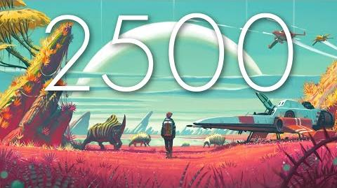 """""""Mining Beam Violence on Doobie Major"""" - 2500th Let's Play Special - No Man's Sky - The D-Pad"""