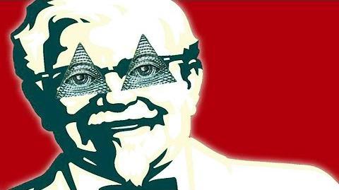 KFC is Illuminati