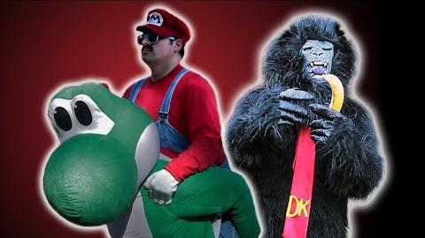 Nintendo Style – Gangnam Style Psy Parody Ft