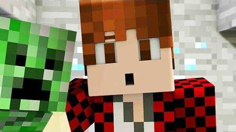 "♪ Minecraft Song ""Creeper Fear"" - A Minecraft Parody Show Me & Paranoid (Music Video)"