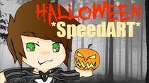 HALLOWEEN CHIBI SpeedART *Jordan Sweeto*