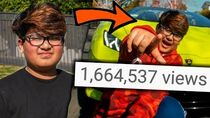 Turning 12 Year Old Fan Into Viral Rapper (HE'S INSANE!!)