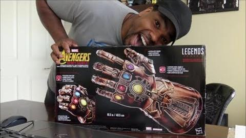 Marvel Legends Series - Infinity Gauntlet - UNBOXING!!!