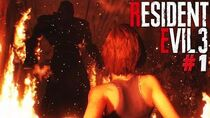 ESCAPE RACCOON CITY Resident Evil 3 Remake 1