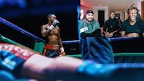 Reacting To My First Pro Fight W KSI & Randolph