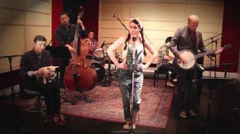 Anaconda - Vintage Bluegrass Hoedown - Style Nicki Minaj Cover