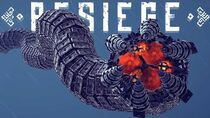 Besiege Best Creations - GIANT MECHANICAL WORM, Working Clock, Bird-Like Plane