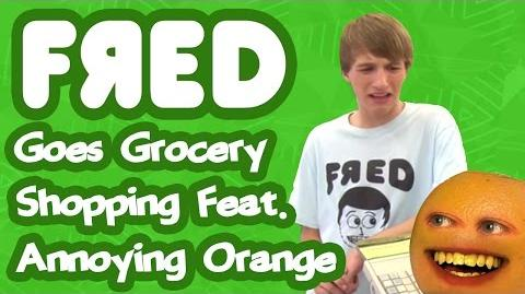 Fred Goes Grocery Shopping feat