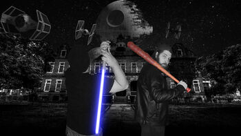 Geek Union, Star Wars and The Walking Dead