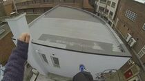 GoPro POV Southampton Rooftop Parkour & Freeunning Ally Law