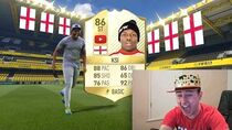 *UNLOCKED* YouTubers FUT Cards REVEALED!! (FIFA 17)