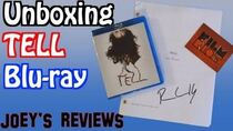 Unboxing TELL Blu-ray (Joey's Reviews)