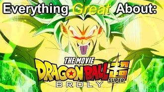 Everything Great About Dragon Ball Super Broly