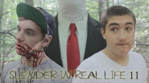 Slender in Real Life 11