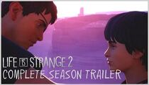 Life is Strange 2 - The Complete Season Trailer ESRB